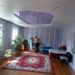 Двухуровневые потолки фото 6