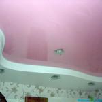 Двухуровневые потолки фото 2