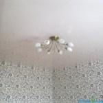 Глянцевые натяжные потолки фото 6