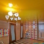Глянцевые натяжные потолки фото 10